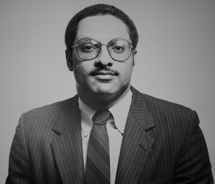 Rep. Mike Espy, D-Miss. 1989 (Photo by CQ Roll Call)