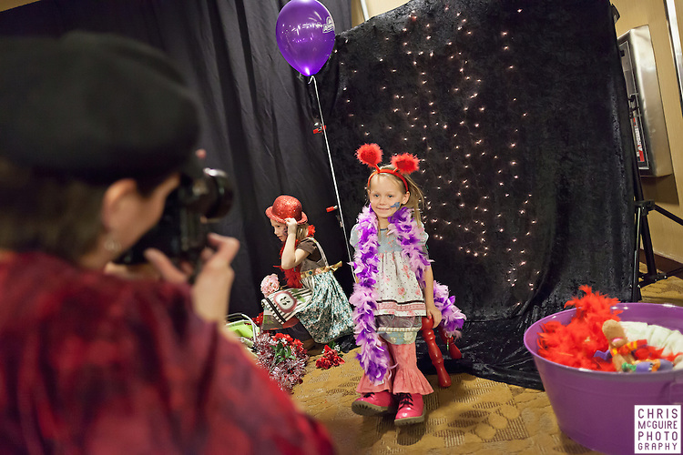 02/12/12 - Kalamazoo, MI: Kalamazoo Baby & Family Expo.  Photo by Chris McGuire.  R#34
