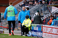 Micky Mellon during Leyton Orient vs Tranmere Rovers, Vanarama National League Football at the Matchroom Stadium on 10th February 2018