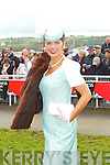 Best Dressed Lady Winners Maria Murphy at Listowel Races Ladies Day 2011 on Friday.