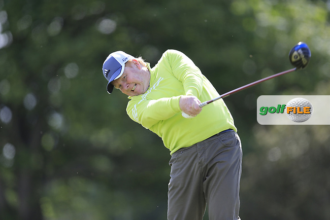 Jim Carville (Banbridge) during the 1st round of the East of Ireland championship, Co Louth Golf Club, Baltray, Co Louth, Ireland. 02/06/2017<br /> Picture: Golffile | Fran Caffrey<br /> <br /> <br /> All photo usage must carry mandatory copyright credit (&copy; Golffile | Fran Caffrey)