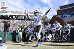 30 November 2013: Duke's Ryan Smith. The University of North Carolina Tar Heels played the Duke University Blue Devils at Keenan Memorial Stadium in Chapel Hill, NC in a 2013 NCAA Division I Football game. Duke won the game 27-25.