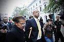 Former Mayor C. Ray Nagin found guilty of 20 of the 21 counts against him at Federal Court, New Orleans, Feb. 12, 2014.
