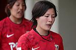 Hikaru Naomoto (Reds), <br /> MAY 4, 2014 - Football /Soccer : <br /> Plenus Nadeshiko League 2014 <br /> between Urawa Reds Ladies 1-3 Okayama Yunogo Belle <br /> at Saitama Urawa Komaba Stadium, Saitama, Japan. <br /> (Photo by AFLO SPORT) [1205]