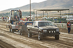 Winnemucca's Tri County Fair, Labor Day weekend<br /> <br /> Local pickups compete at the tractor and truck pull