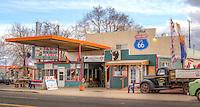 JR's Mini Mart on Route 66 in Seligman Arizona