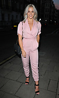 AUG 16 The KISS Nails and Lashes x Billie Faiers make-up launch party