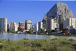 Calpe finish town of Stage 2 of La Vuelta 2019 running 199.6km from Benidorm to Calpe, Spain. 25th August 2019.<br /> Picture: Eoin Clarke | Cyclefile<br /> <br /> All photos usage must carry mandatory copyright credit (© Cyclefile | Eoin Clarke)