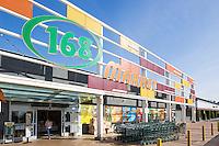 168 Market Grocery Store in San Gabriel