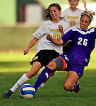 2007-08-31 NCAA: UCA at UVM Women's Soccer
