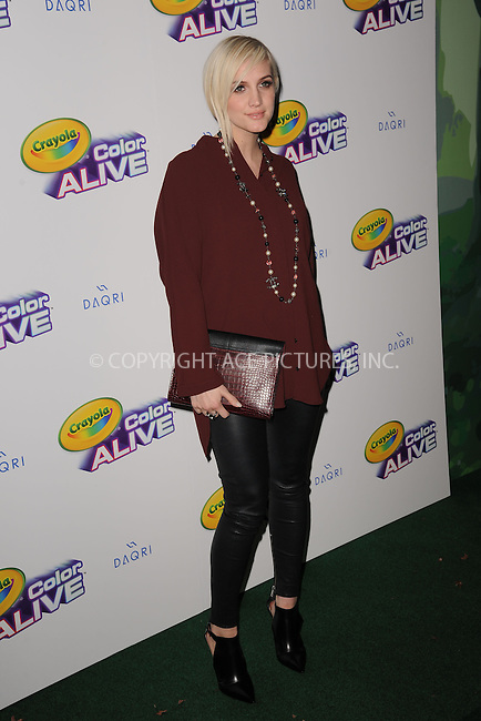 WWW.ACEPIXS.COM<br /> February 05, 2015 New York City<br /> <br /> Ashlee Simpson Ross attending 'Color Alive' Launch Event at Open House Gallery on February 05, 2015 in New York City.<br /> <br /> Please byline: Kristin Callahan/AcePictures<br /> <br /> ACEPIXS.COM<br /> <br /> Tel: (646) 769 0430<br /> e-mail: info@acepixs.com<br /> web: http://www.acepixs.com