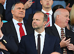Manchester Utd Chief Executive Ed Woodward during the Premier League match at Old Trafford Stadium, Manchester. Picture date: September 10th, 2016. Pic Simon Bellis/Sportimage