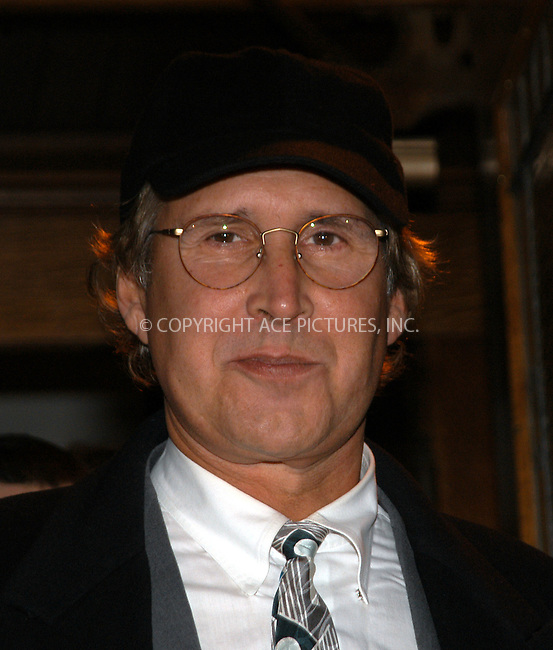 "Celebrities gather in New York to discuss how to defeat President Bush ""Victory Campaign 2004."" PICTURED: CHEVY CHASE. New York, February 4, 2004. Please byline: AJ SOKLANER/NY Photo Press.   ..*PAY-PER-USE*      ....NY Photo Press:  ..phone (646) 267-6913;   ..e-mail: info@nyphotopress.com"