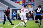nph00351: Fussball, 1. Bundesliga, Saison 19/20, 26. Spieltag, Fortuna Düsseldorf - FC Paderborn 07, 16.05.2020:<br /> Trainer Steffen Baumgart (SCP) <br />  <br /> <br /> Nur für journalistische Zwecke! Only for editorial use!<br /> <br /> Gemäß den Vorgaben der DFL Deutsche Fußball Liga ist es untersagt, in dem Stadion und/oder vom Spiel angefertigte Fotoaufnahmen in Form von Sequenzbildern und/oder videoähnlichen Fotostrecken zu verwerten bzw. verwerten zu lassen. DFL regulations prohibit any use of photographs as image sequences and/or quasi-video. <br /> <br /> Foto: Moritz Müller/Pool / via Meuter/nordphoto