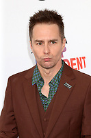 LOS ANGELES - MAR 3:  Sam Rockwell at the 2018 Film Independent Spirit Awards at the Beach on March 3, 2018 in Santa Monica, CA