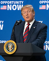 APR 17 Trump Speaks at an Opportunity Zone Conference
