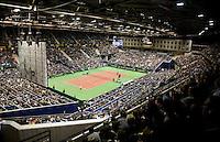 24-2-08, Netherlands, Rotterdam,  ABNAMROWTT 2008, centercourt view
