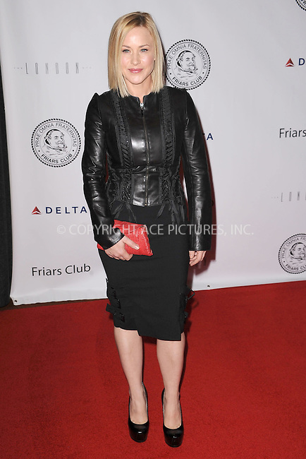 WWW.ACEPIXS.COM . . . . . .December 1, 2010...New York City.... Patricia Arquette attends the Friars Club roast of Quentin Tarantino at the New York Hilton and Towers on December 1, 2010 in New York City. ....Please byline: KRISTIN CALLAHAN - ACEPIXS.COM.. . .Ace Pictures, Inc: ..tel: (212) 243 8787 or (646) 769 0430..e-mail: info@acepixs.com..web: http://www.acepixs.com .