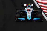 #88 Robert Kubica  Williams Racing Mercedes. Hungarian GP, Budapest 2-4 August 2019<br /> Budapest 03/08/2019 GP Hungary <br /> Formula 1 Championship 2019 Race  <br /> Photo Federico Basile / Insidefoto