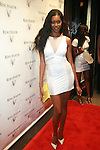 Model Jessic White attends The House of Rémy Martin® celebrates the national launch of Rémy Martin® V - the brand's first CLEAR spirit at LAVO, NY 7/12/11