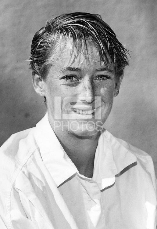 1987: Amy Biehl.