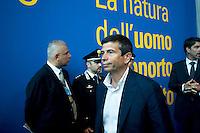 meeting di Comunione e Liberazione, CL, Rimini 2012, Maurizio Lupi, onorevole PDL,