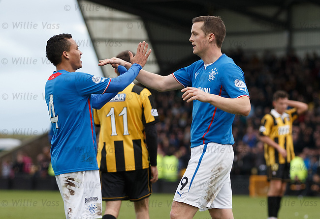 Jon Daly cele for goal no 4