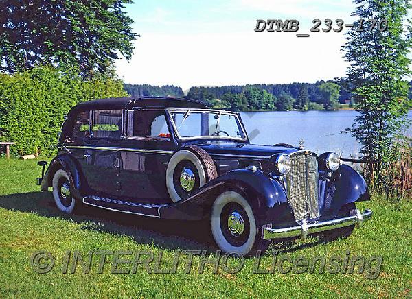 Gerhard, MASCULIN, MÄNNLICH, MASCULINO, antique cars, oldtimers, photos+++++,DTMB233-170,#m#, EVERYDAY