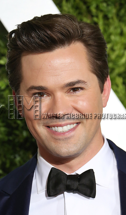 Ryan Rannells attends the 71st Annual Tony Awards at Radio City Music Hall on June 11, 2017 in New York City.