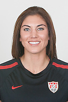 USWNT Portraits, January 13, 2012