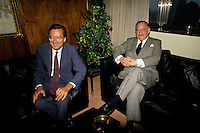 FILE PHOTO  - Jacques Parizeau<br /> <br /> <br /> MANDATORY CREDIT <br /> PHOTO :  Pierre Roussel - Agence Quebec Presse