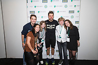 Rotterdam, The Netherlands, 16 Februari 2019, ABNAMRO World Tennis Tournament, Ahoy, Meet and greet, Stan Wawrinka (SUI),<br /> Photo: www.tennisimages.com/Henk Koster