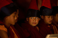 Buddhist Monks in Sikkim India