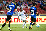 Chelsea Midfielder N'Golo Kante (C) in action during the International Champions Cup 2017 match between FC Internazionale and Chelsea FC on July 29, 2017 in Singapore. Photo by Weixiang Lim / Power Sport Images