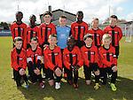 Drogheda Town U-11. Photo: Colin Bell/pressphotos.ie