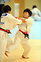 Haruna Asami, MARCH 28, 2012 - Judo : Japanese women's national team open the practice for press at Ajinomoto National Trining center in Itabashi, Japan. (Photo by Atsushi Tomura /AFLO SPORT) [1035]