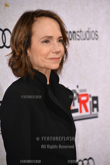 LOS ANGELES, CA. October 24, 2018: Jessica Harper at the Los Angeles premiere for &quot;Suspiria&quot; at the Cinerama Dome.<br /> Picture: Paul Smith/Featureflash