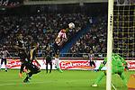 Junior venció como local 3-0 (4-0 en el global) a Once Caldas. Octavos de final de la Copa Águila I-2017.