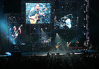 The Dave Mathews band played the 1st of two sold-out shows Friday at the John Paul Jones Arena in Charlottesville, VA. Photo/The Daily Progress/Andrew Shurtleff