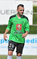 KSK GELUWE :<br /> Younes Debeuf<br /> <br /> Foto VDB / Bart Vandenbroucke