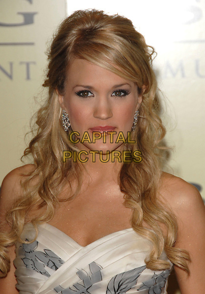 CARRIE UNDERWOOD.attends The Sony / BMG Post Grammy Party held at The Beverly Hills Hotel in Beverly Hills, California, USA, February 11 2007..portrait headshot .CAP/DVS.©Debbie VanStory/Capital Pictures