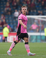Sam Hoskins of Northampton Town during the Sky Bet League 2 match between Wycombe Wanderers and Northampton Town at Adams Park, High Wycombe, England on 3 October 2015. Photo by Andy Rowland.