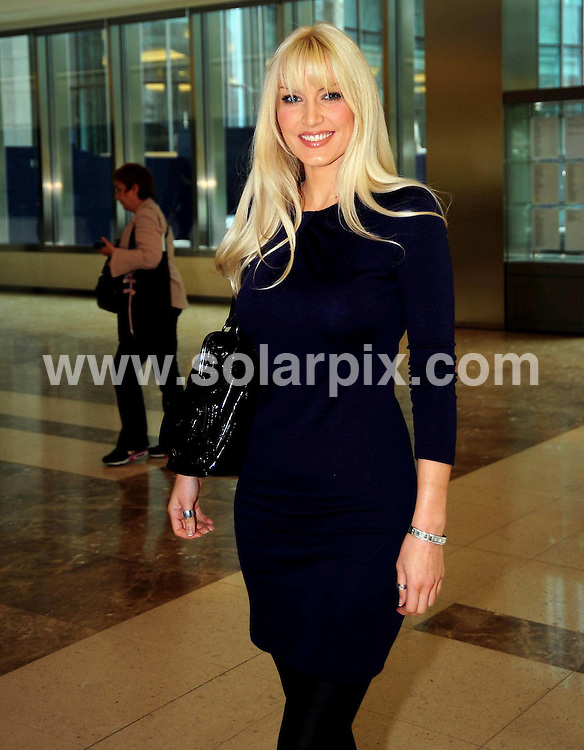 **ALL ROUND  PICTURES FROM SOLARPIX.COM**.**WORLDWIDE SYNDICATION RIGHTS**.BGC Partners 9/11 annual charity day at Canary Wharf in London..This pic:Emma Noble....JOB REF:  7296        STN        DATE:11_09_08.**MUST CREDIT SOLARPIX.COM OR DOUBLE FEE WILL BE CHARGED* *UNDER NO CIRCUMSTANCES IS THIS IMAGE TO BE REPRODUCED FOR ANY ONLINE EDITION WITHOUT PRIOR PERMISSION*
