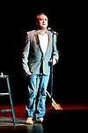 MIAMI BEACH, FLORIDA - APRIL 08: Comedian John Bowman performs onstage during Lewis Black 'The Emperor's New Clothes: The Naked Truth Tour' at Fillmore Miami Beach on Friday April 8, 2016 in Miami Beach, Florida. ( Photo by Johnny Louis / jlnphotography.com )