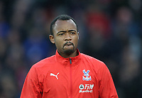 Crystal Palace's Jordan Ayew<br /> <br /> Photographer Rob Newell/CameraSport<br /> <br /> The Premier League - Saturday 1st December 2018 - Crystal Palace v Burnley - Selhurst Park - London<br /> <br /> World Copyright &copy; 2018 CameraSport. All rights reserved. 43 Linden Ave. Countesthorpe. Leicester. England. LE8 5PG - Tel: +44 (0) 116 277 4147 - admin@camerasport.com - www.camerasport.com