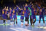 League ASOBAL 2017-2018 - Game: 14.<br /> FC Barcelona Lassa vs Helvetia Anaitasuna: 38-26.