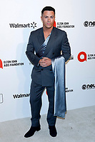 LOS ANGELES - FEB 9:  Colton Haynes at the 28th Elton John Aids Foundation Viewing Party at the West Hollywood Park on February 9, 2020 in West Hollywood, CA