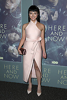 LOS ANGELES, CA - FEBRUARY 05: Kiki Sukezane at the Here And Now Los Angeles Premiere at the  DGA Lot on February 5, 2018 in Los Angeles, California. Credit: David Edwards/MediaPunch