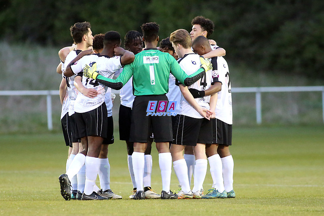 BROMLEY A v CHATHAM TOWN<br /> KENT YOUTH LEAGUE<br /> KENT INVITATIONAL CUP - QF<br /> WEDNESDAY 12TH APRIL 2017<br /> SUTTON ATHLETIC FC