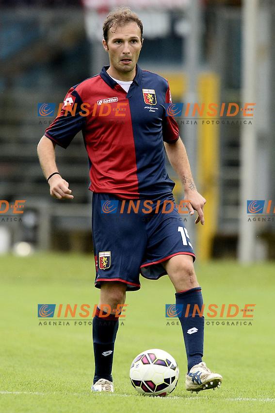 Giovanni Marchese Genoa <br /> <br /> Brescia 26-07-2014 Stadio Mario Rigamonti  <br /> Calcio 2014/2015 Brescia - Genoa <br /> Foto Daniele Buffa / Image/ Insidefoto